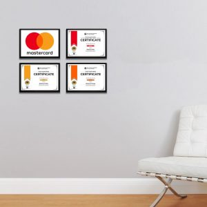 To Name Color - Certificates
